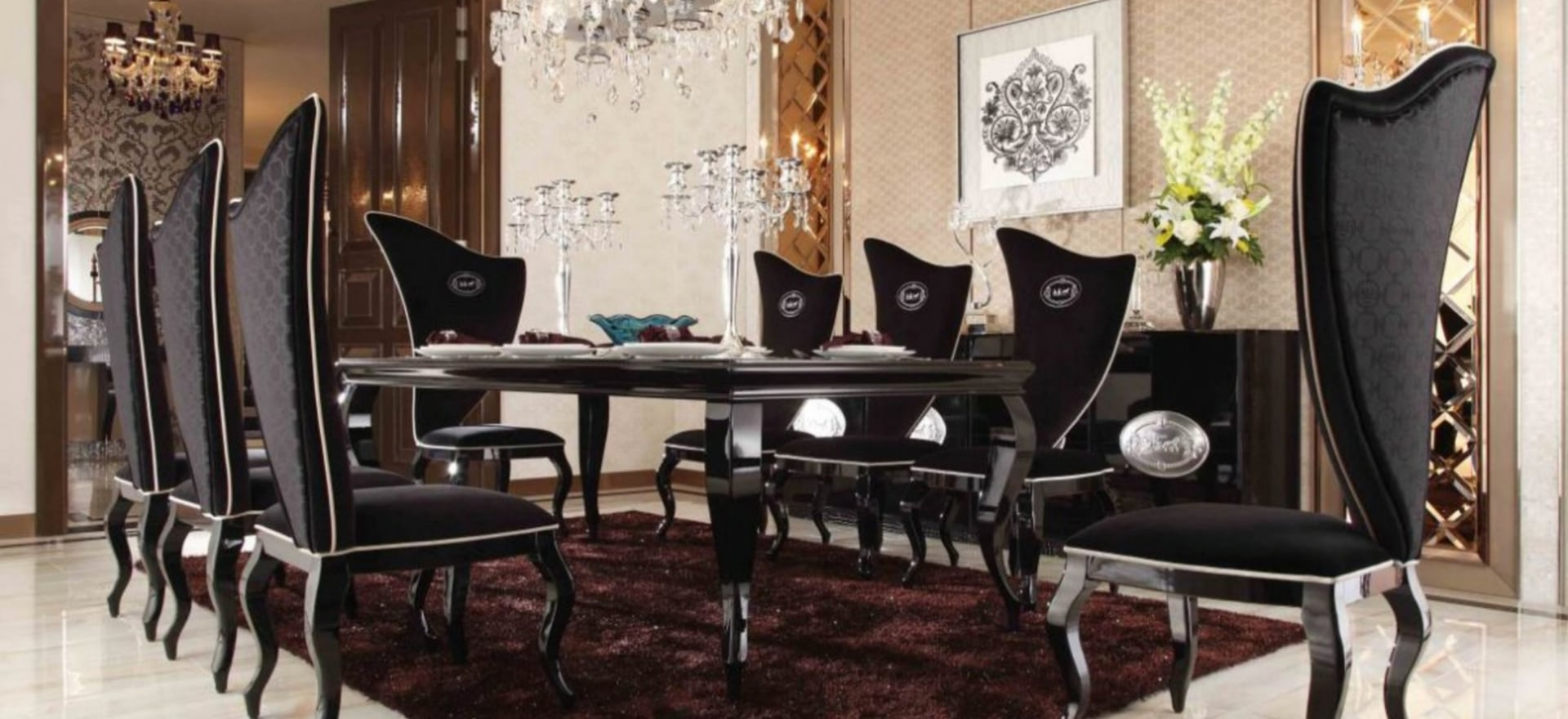 Dining Rooms-Contemporary Dining
