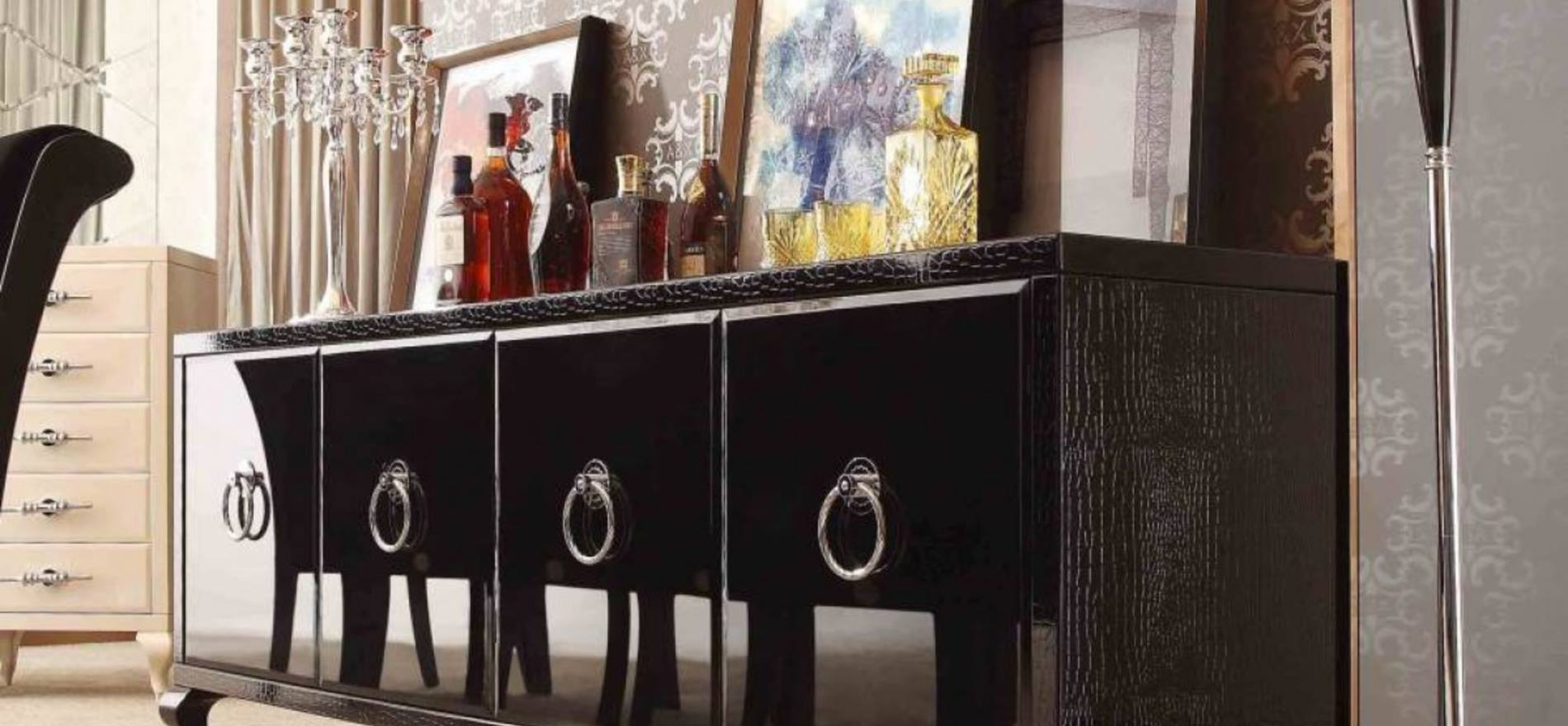 Tables and Credenzas-Entryways and Other Spaces